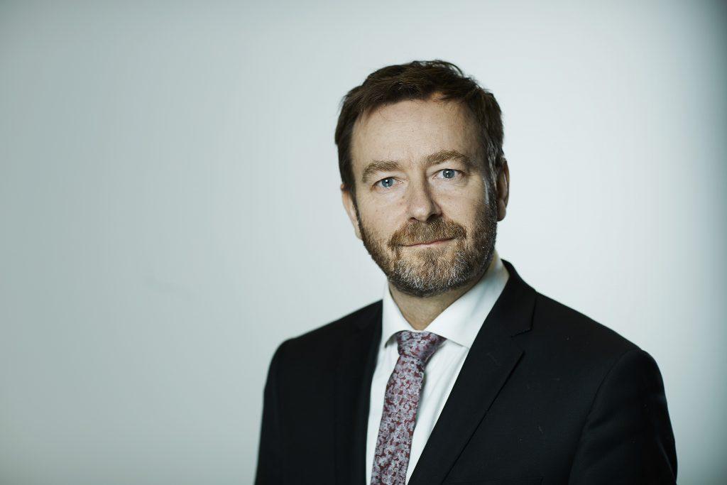 Anthony Brady, Produktansvarlig for Kort og Mobile betalinger i Handelsbanken