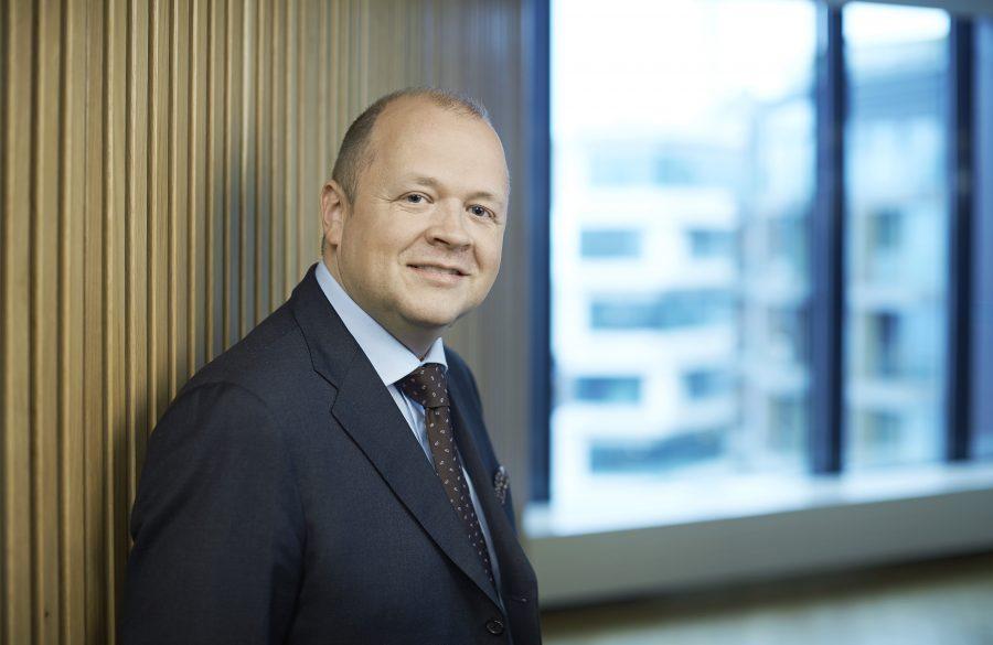 Christian Dahl, investeringsdirektør Handelsbanken Capital Markets