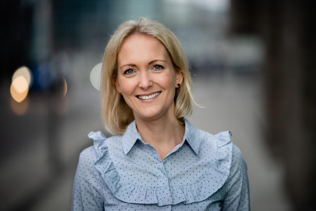 Hilde Nordbø er Handelsbanken Norges nye leder for bærekraft.