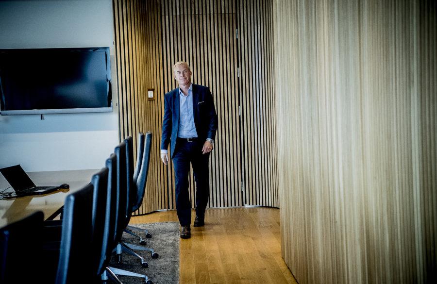 Dag Tjernsmo, administrerende direktør