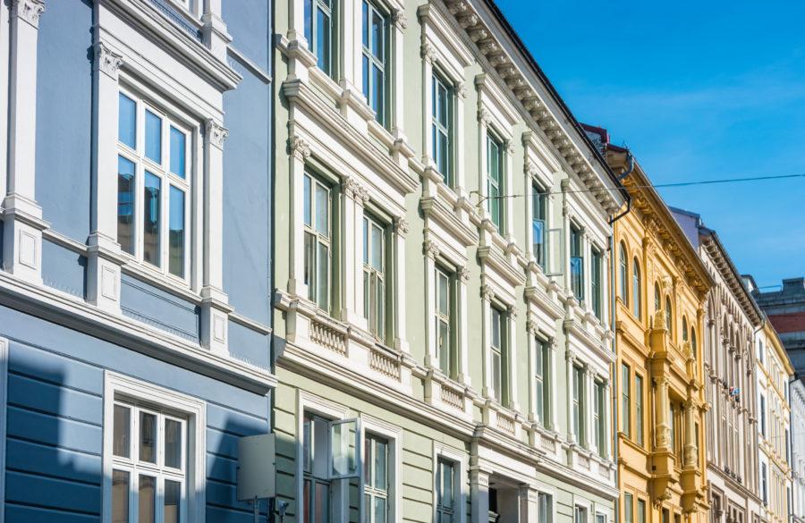 Bygård i Oslo