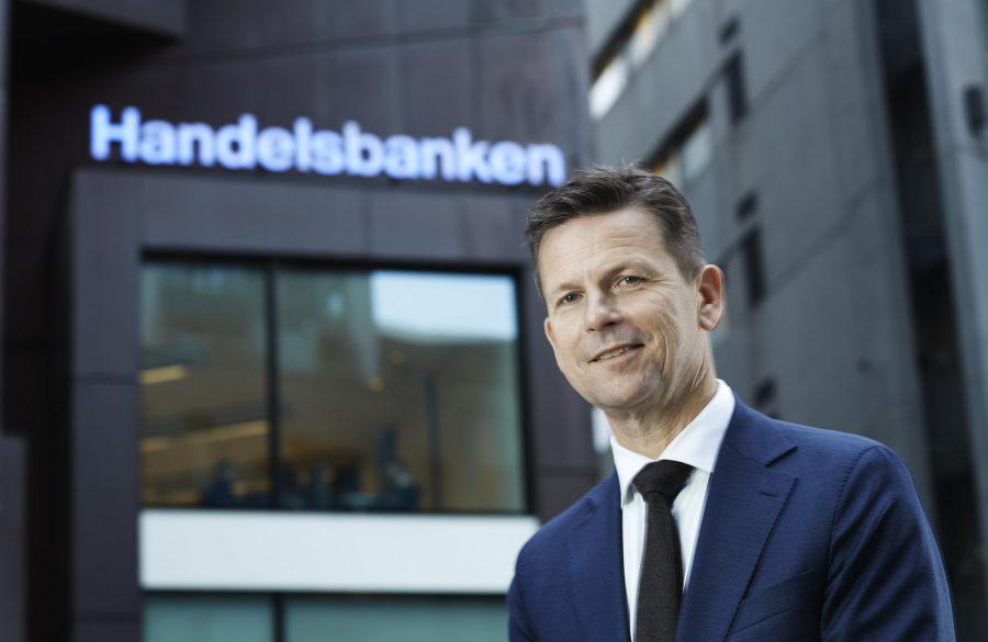 Adm. dir. Arild Andersen Handelsbanken Norge